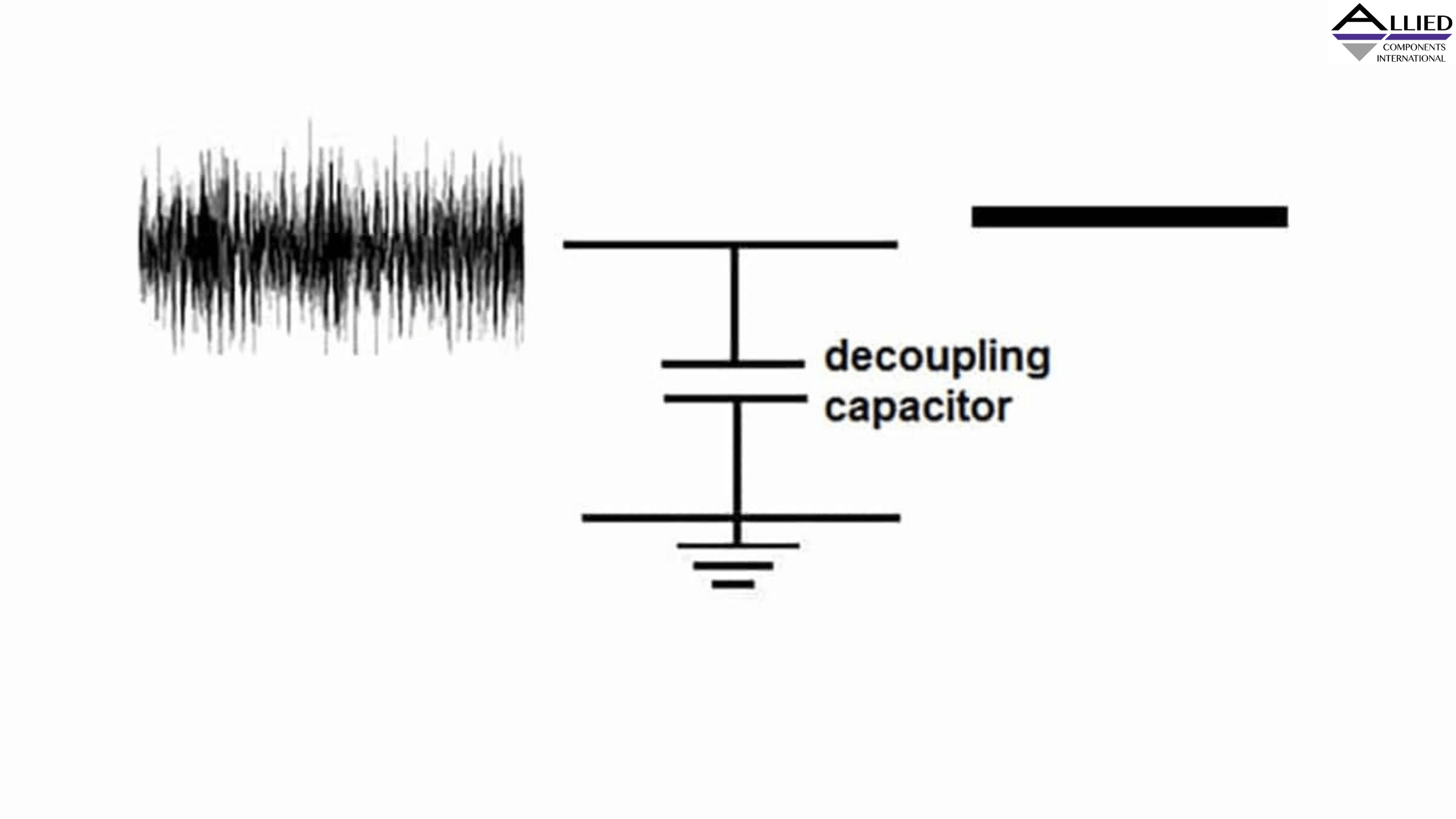Guidelines for Reducing Harmonic Distortion with Decoupling Capacitors