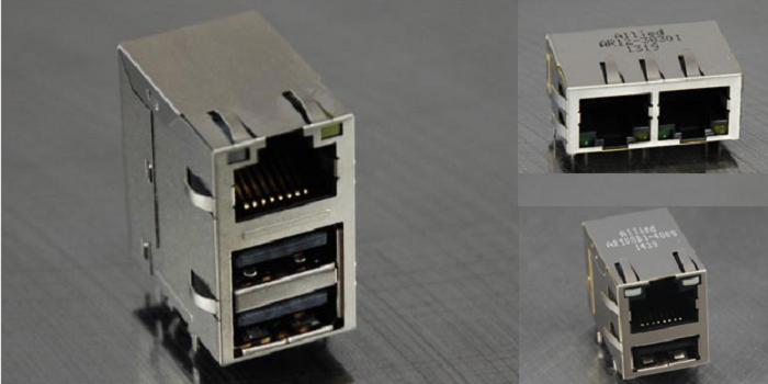 RJ45 Electronics Sockets