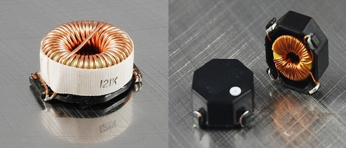 Toroidal Inductors and Common Mode Chokes