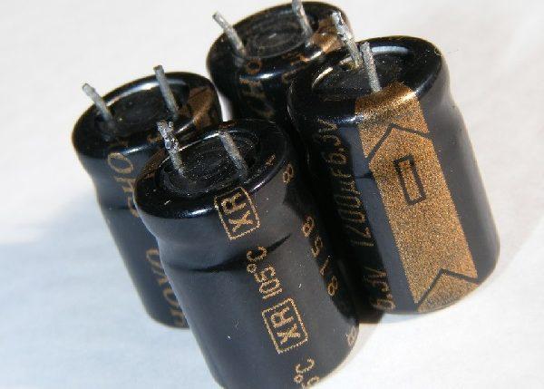 Aluminum Polymer Capacitors