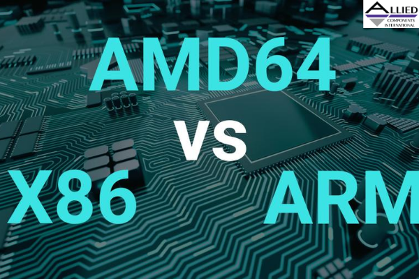 What Are the Differences Between ARM and x86 Processor Cores?